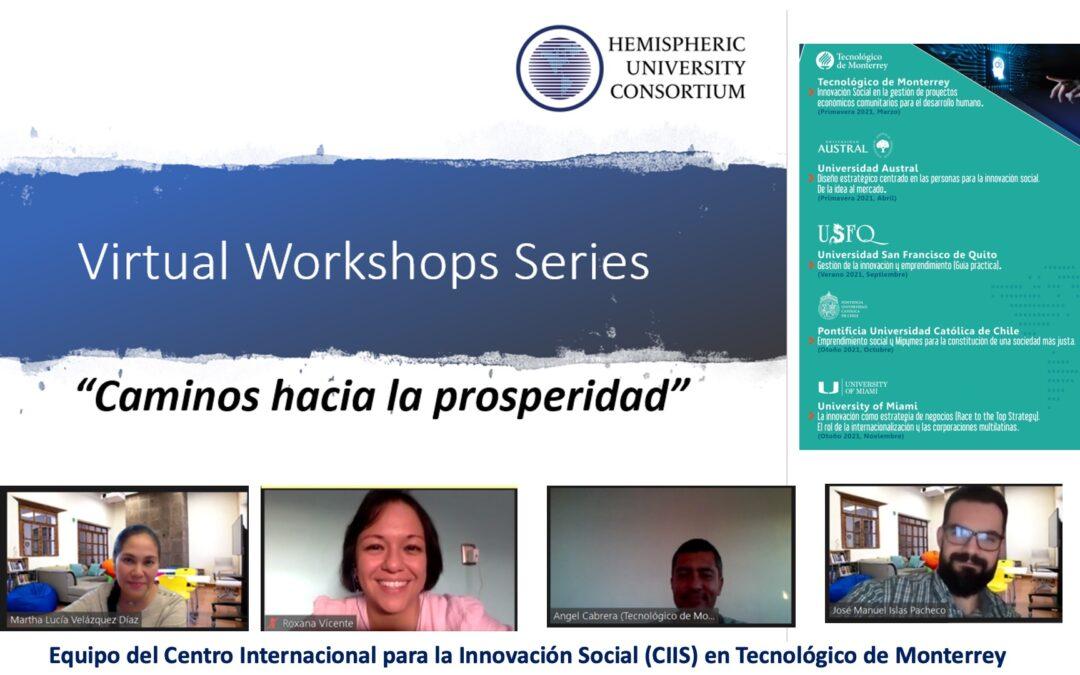 """Experiencia y resultados Workshop """"Gestión de proyectos económicos comunitarios para el Desarrollo Humano"""""""
