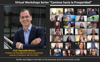 Diseño estratégico para la innovación y el emprendedurismo social