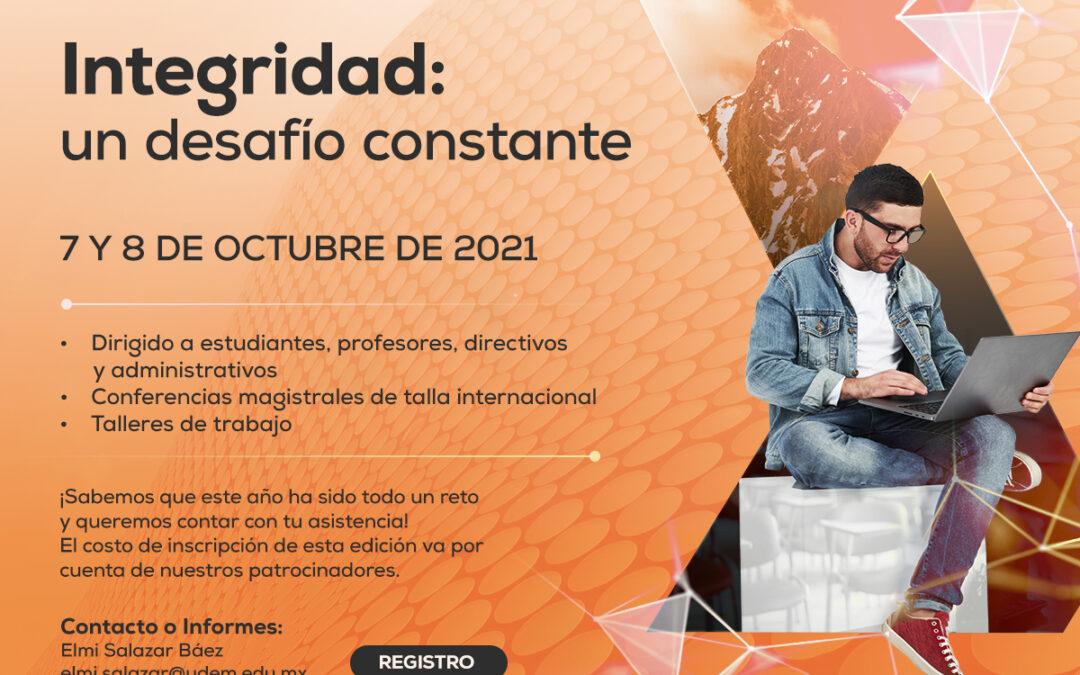 9.° Congreso de Integridad Académica