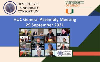 Hemispheric University Consortium celebrates achievements in its third year