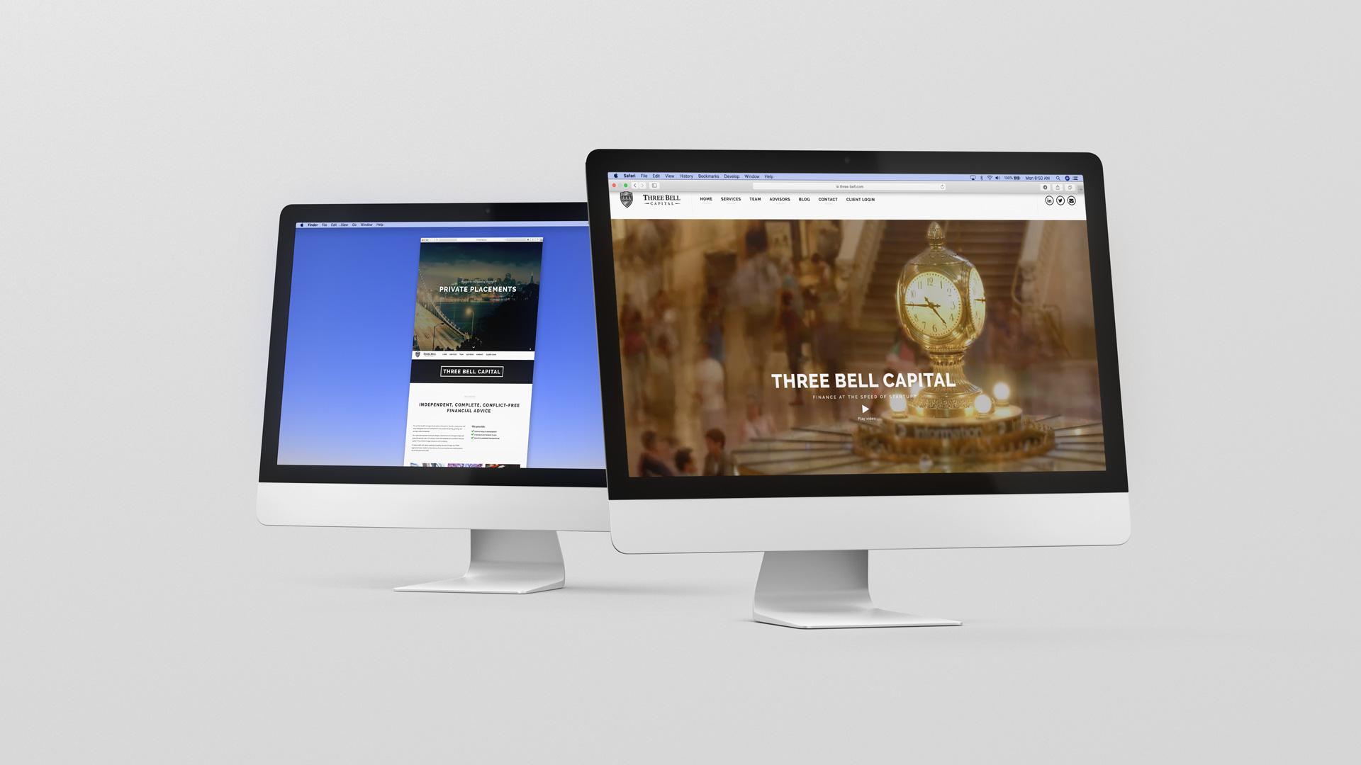 Three Bell Capital websites