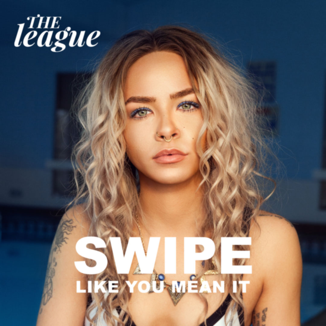 The League - Swipe like you mean it.