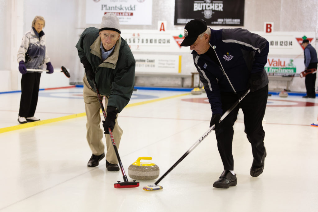 Gibsons Curling Club - Gibsons, BC