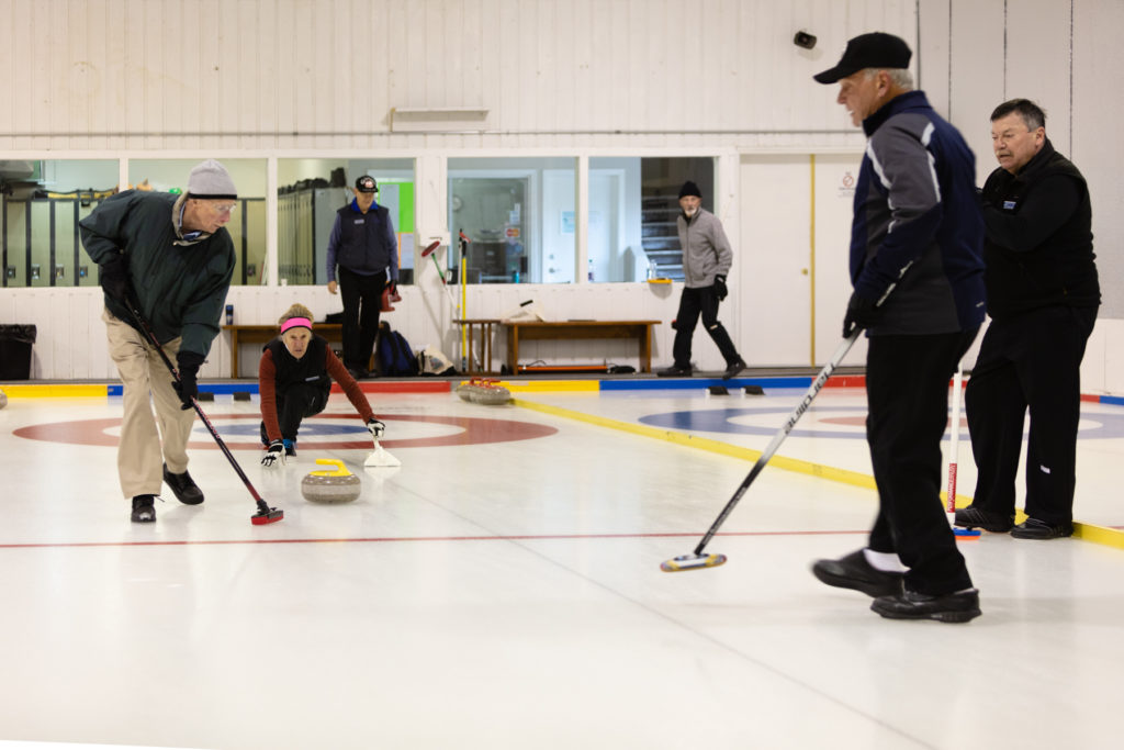 2018 Fall Session - Gibsons Curling Club