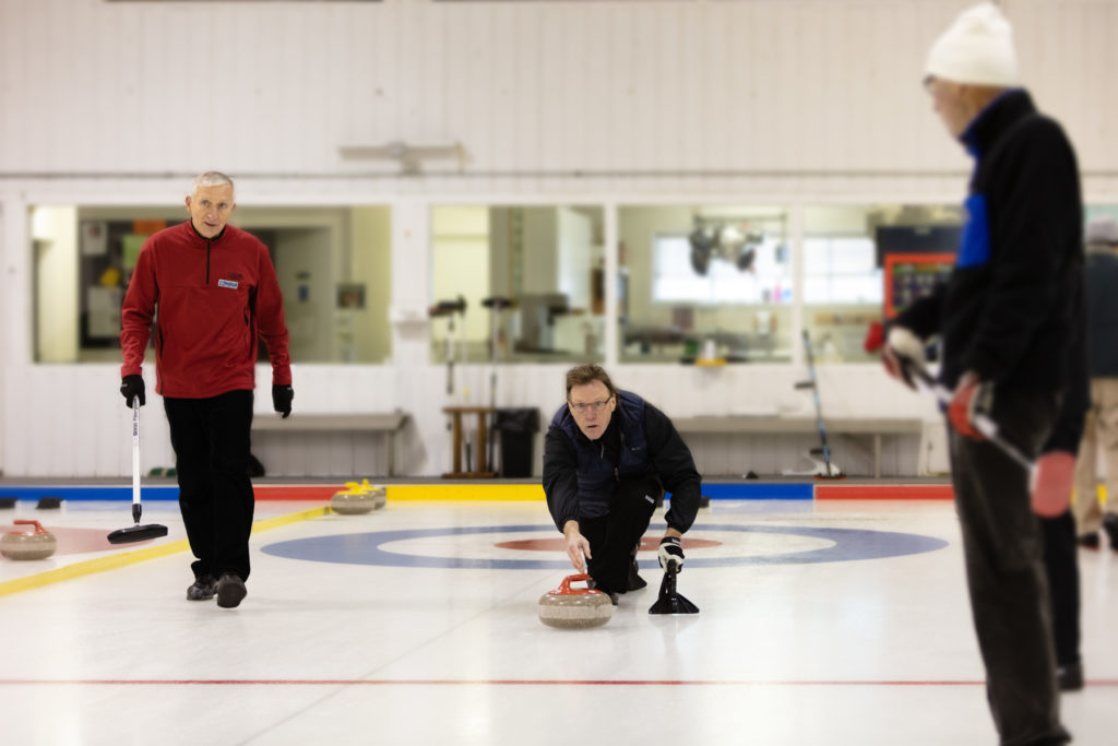 2018 Gibsons Curling Club