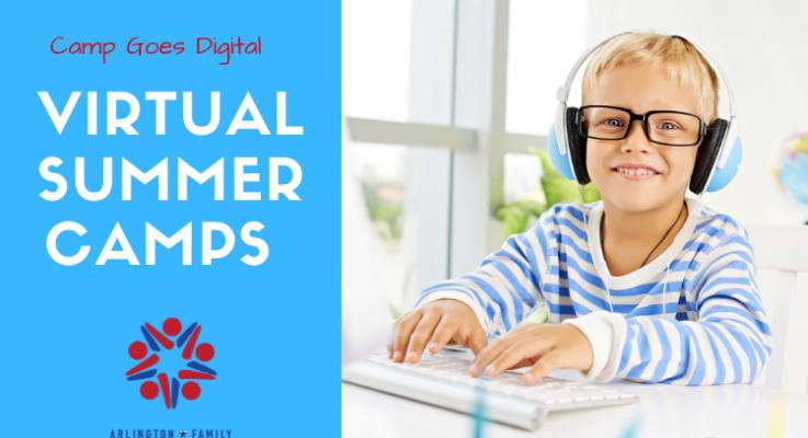 Virtual Summer Camps in Arlington