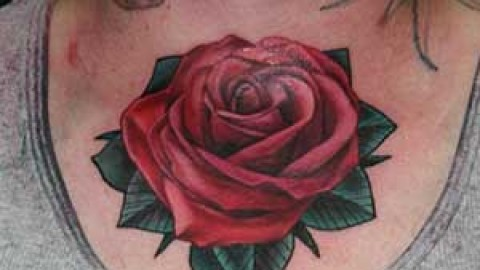 Video Tutorial: Rose Tattoo Tutorial