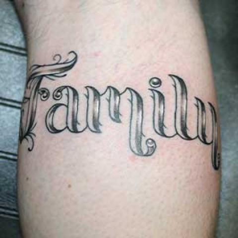 Video Tutorial: Script Tattoo Video Tutorial