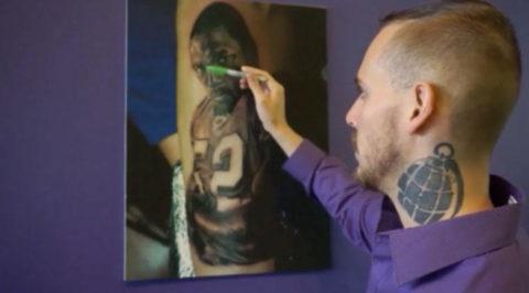 Tattoo Portrait Training