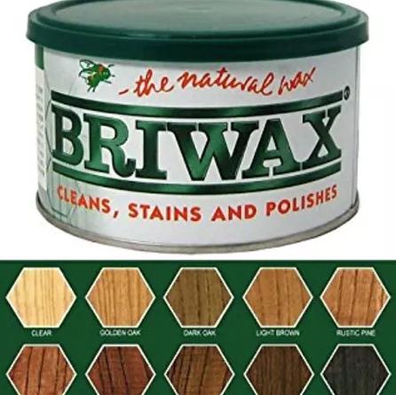 Briwax Dark Brown
