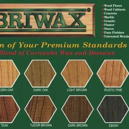 Briwax Rustic Pine