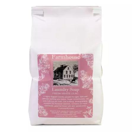 Farmhouse Fresh White Lilac Laundry Soap