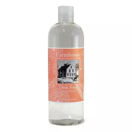 Farmhouse Grapefruit Dish Soap