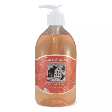 Farmhouse Grapefruit Liquid Soap
