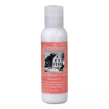 Farmhouse Grapefruit Lotion 2oz