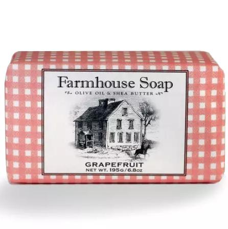 Farmhouse Grapefruit Soap Bar
