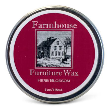 Farmhouse Herb Blossom Furniture Wax