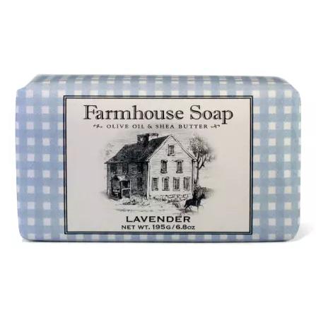Farmhouse Lavender Soap Bar