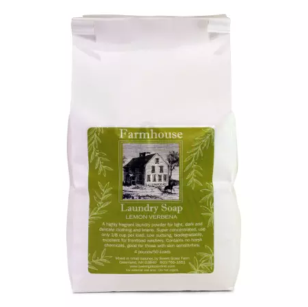 Farmhouse Lemon Verbena Laundry Powder