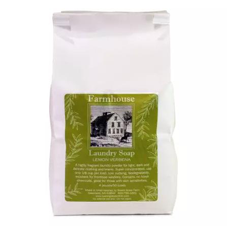 Farmhouse Lemon Verbena Laundry Powder