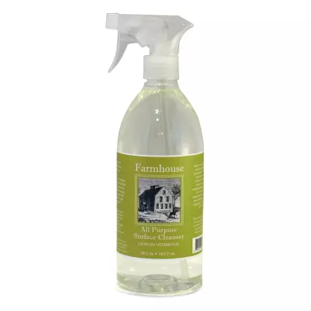 Farmhouse Lemon Verbena Surface Cleaner