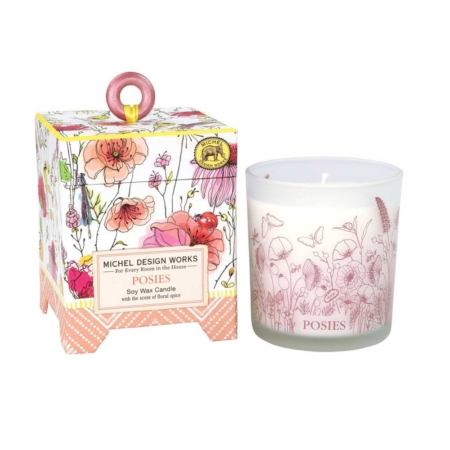 Posies 6.5 oz. Soy Wax Candle