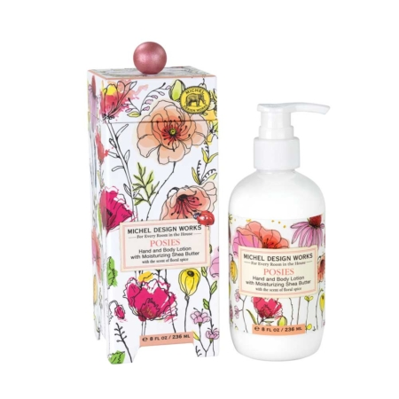 Michel Design Works Posies Lotion