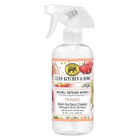 Michel Design Works Posies Multi-Surface Cleaner
