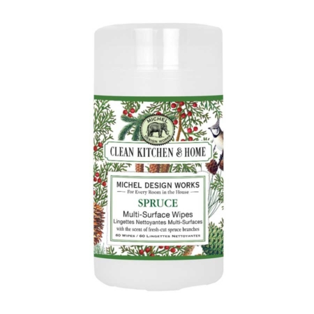 Michel Design Works Spruce Multi Surface Wipes