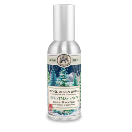 Michel Design Works Christmas Snow Home Fragrance Spray