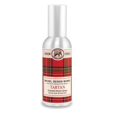 Michel Design Works: Tartan Home Fragrance Spray