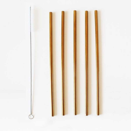 Murchison - Hume Brass Forever Straws