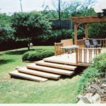 arbor and deck 2