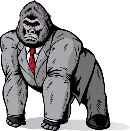 Procrastination Gorilla