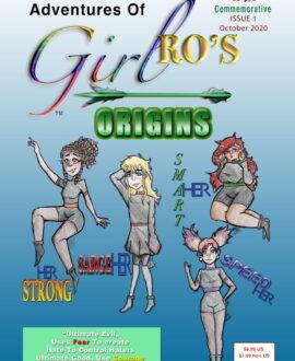 Standard Girlros Comic Book