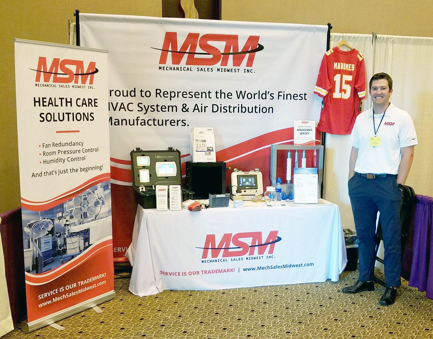 MSM Attends KHEA 2019 Fall Golf Tournament & Conference   September 17th-18th