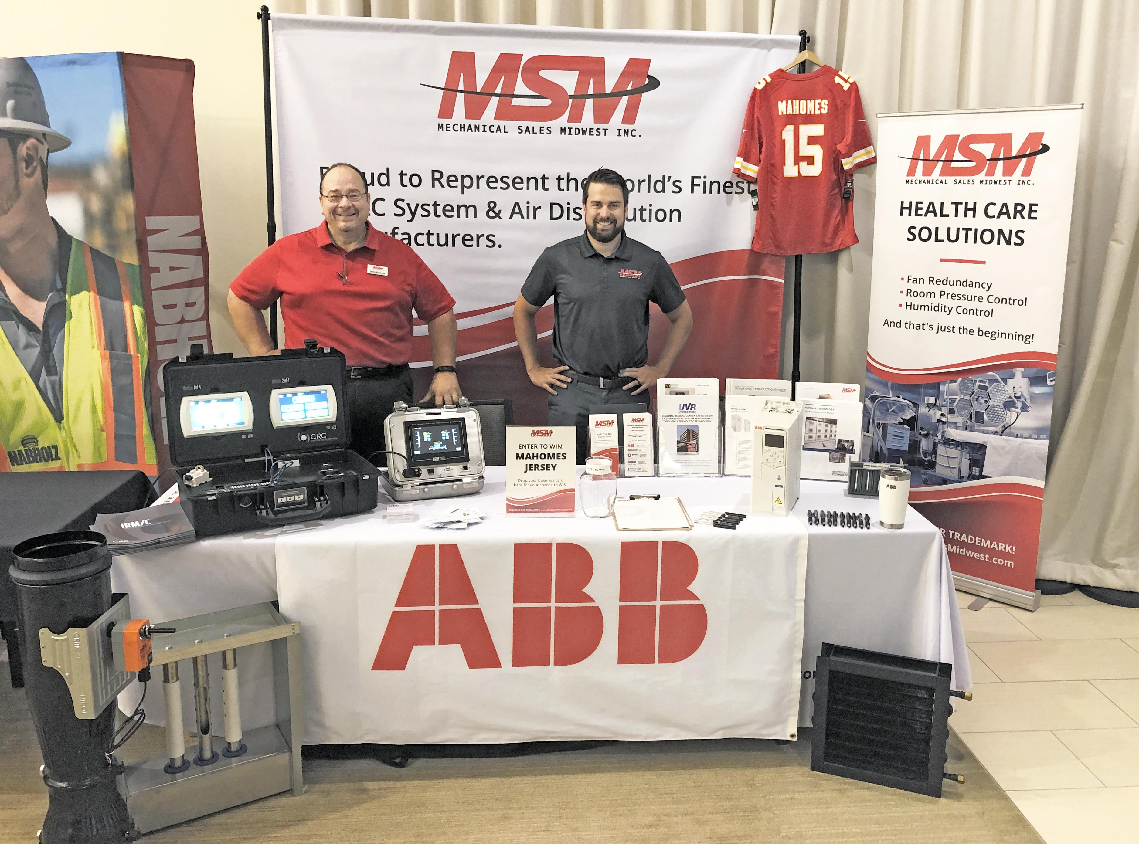 MSM Attends KCAHE Annual Conference 2019   Arrowhead Stadium