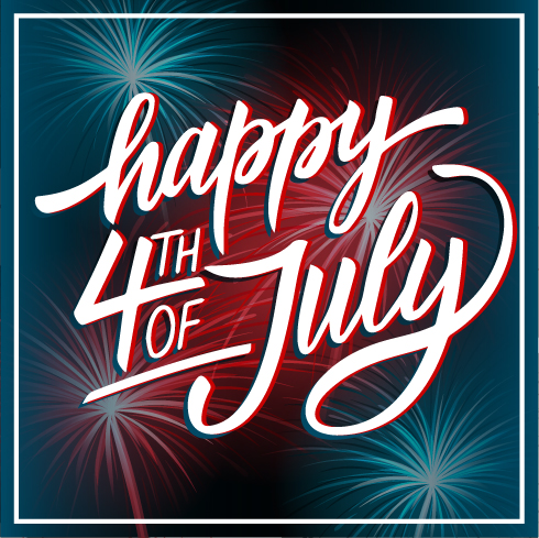 Happy Independence Day | Closed For The Holiday