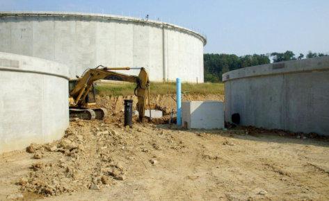Furmano Foods Wastewater Treatment Plant