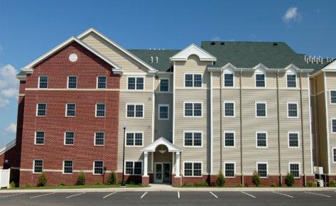 Jessica S. Kozloff Apartments at Bloomsburg University