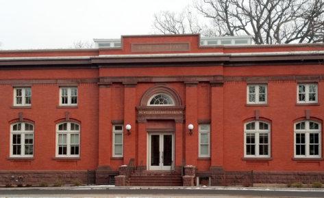 Carnegie Building at Bucknell University