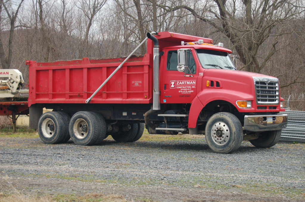 Truck and trailer rentals are available as part of the Zartman rental fleet.