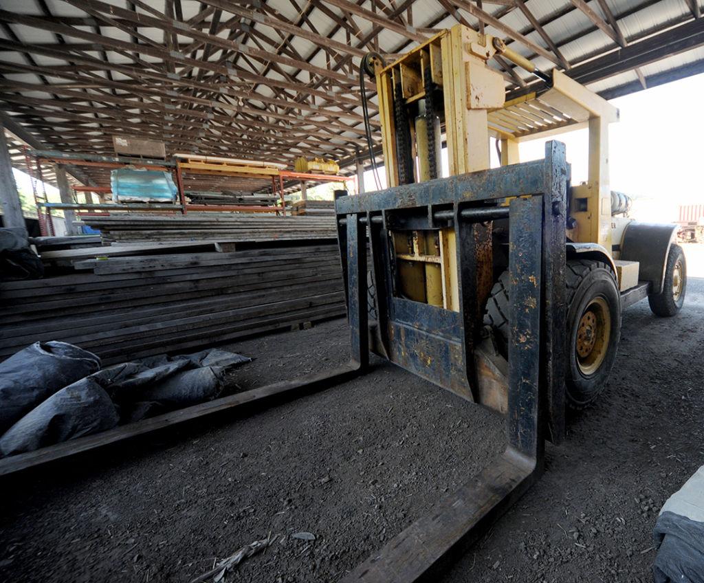 Hyster Industrial Forklift Rental