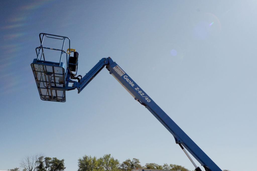 GENIE Z-62/40 articulating man lift rental