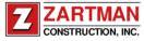 Zartman Construction, Inc.