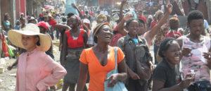 Building Solidarity with Haiti's Popular Movement