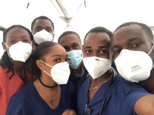 UNIFA rushes to aid victims of Haiti earthquake
