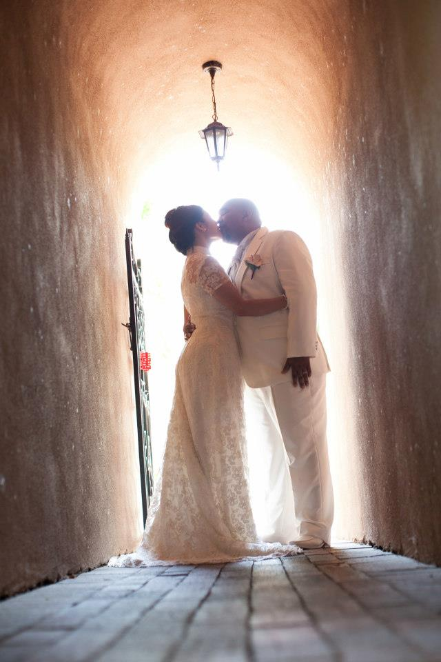 Congratulations to Kitty Wong and Charles Alston! A Tanis J Events' July 2012 Wedding Featured in Charleston Weddings Magazine