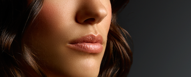 A woman that underwent acne scar treatment in Cary, NC
