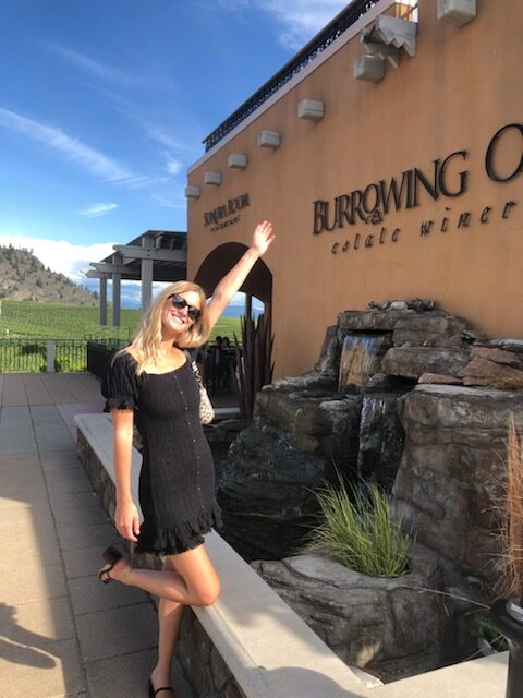 Burrowing owl estate winery, Oliver and osoyoos BC, Okanagan wineries